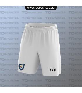 Short TD Escuela Huachipato - Color blanco