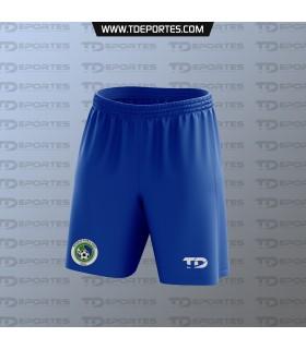 Short azul TD Puerto Montt